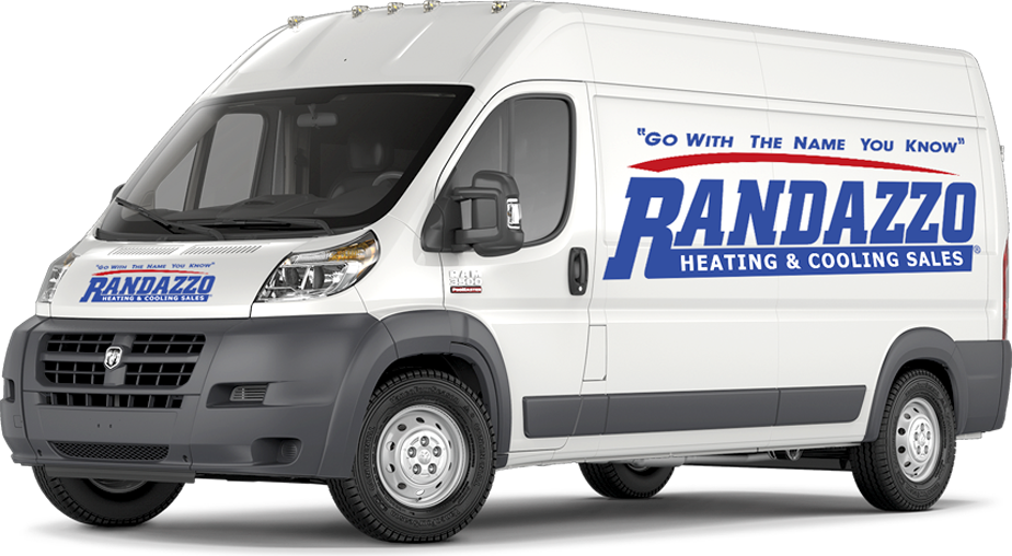 randazzo heating and cooling van